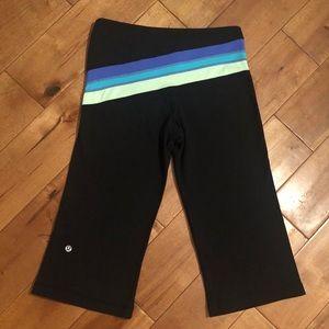 Lululemon Yoga Capri Legging Size 6